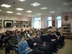 О правах и обязанностях рассказала врио начальника ПДН по Засвияжскому району г. Ульяновска – Юсупова Г.Р.