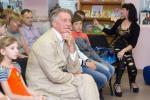 Творческая встреча с актером Сергеем Колесниковым 18 июня 2014 года